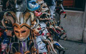 The History of Venetian Masks
