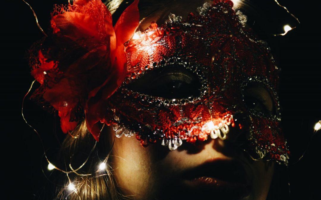 Different Types of Venetian Masks
