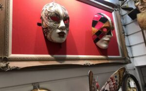 Tips for Hanging A Venetian Mask