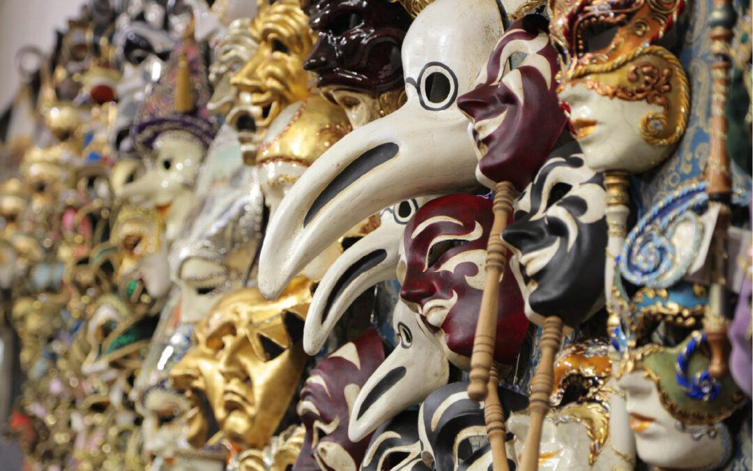 The History of Venetian Carnival Masks
