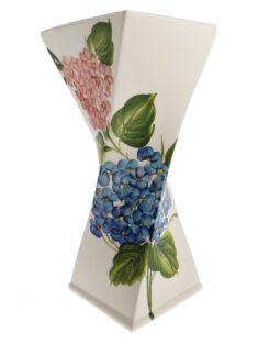 LARGE Hydrangea Ceramic Vase